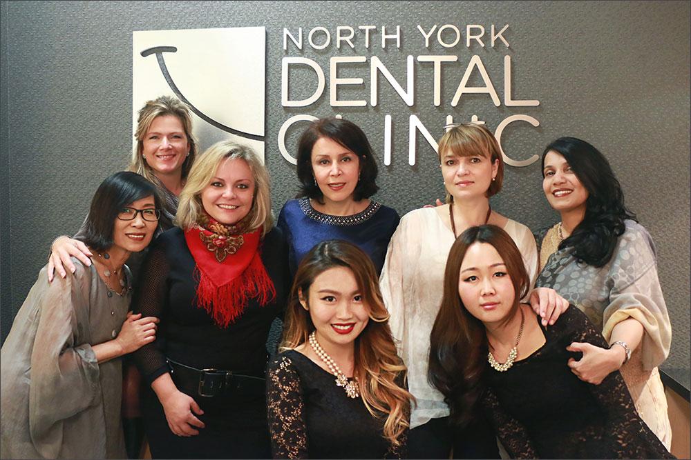 North York Dental Clinic Team