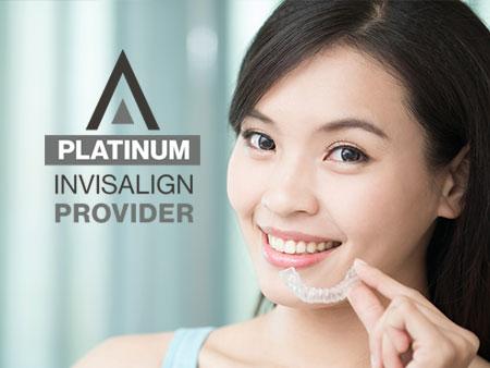 Invisalign Platinum Provider Toronto